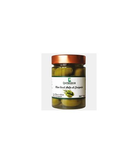 Olive verdi bella Cerignola