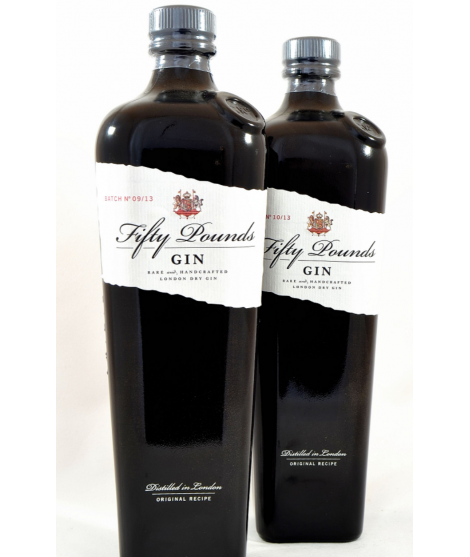 Gin Fifty Pounds 1lt