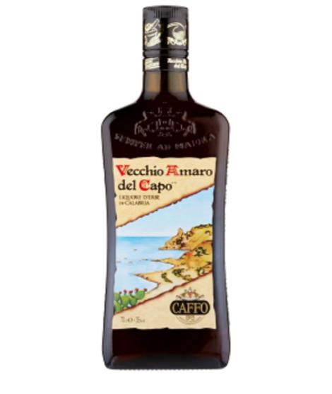 Vecchio Amaro del Capo...