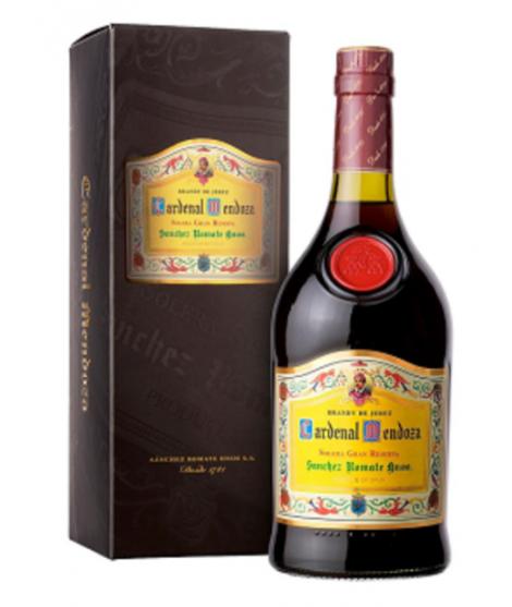 Brandy Cardenal Mendoza cl70