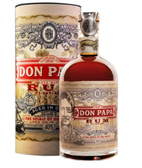 Rum Don Papa 7 Yo cl70