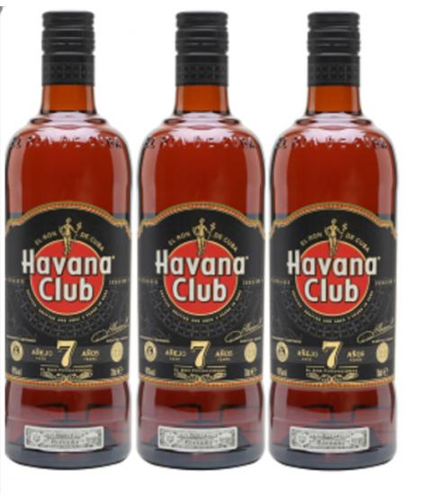 Rhum Havana Club 7Yo cl70