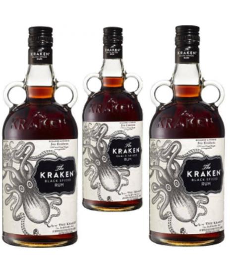 Rum Kraken cl70