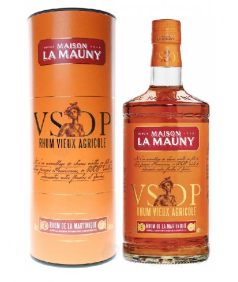 Rum La Mauny VSOP cl70