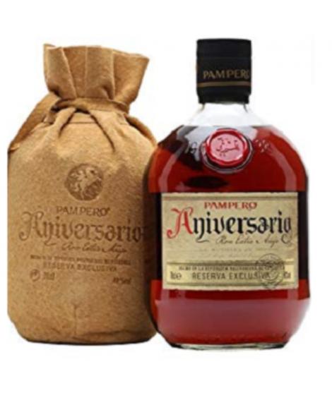 Rum Pampero Aniversario cl70