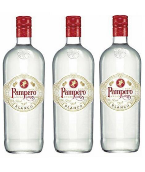Rum Pampanero Blanco 1LT