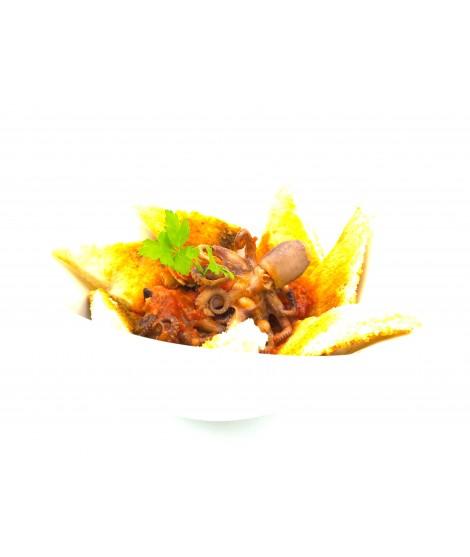 Zuppa di Pesce Confit