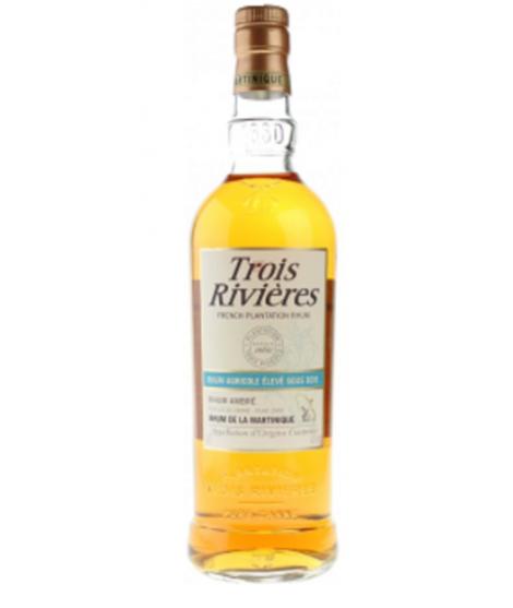 Rum Trois Riv Ambre S/A 70cl