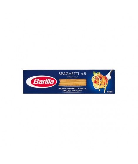 Spaghetti Barilla nr 5