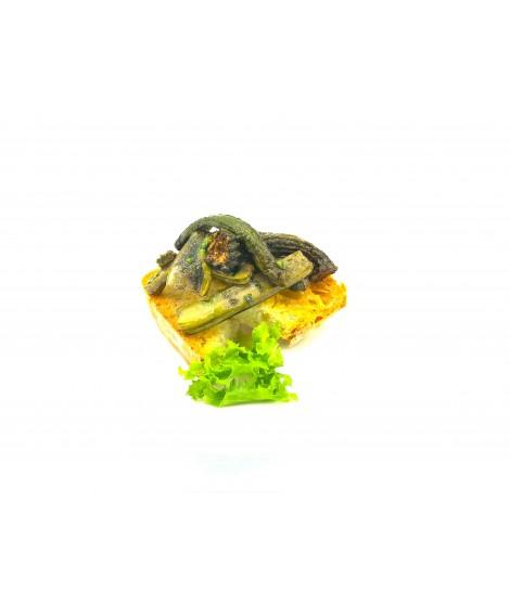 Zucchine Grigliate Affumicate