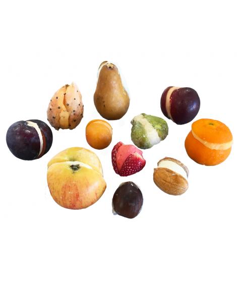 Gelatini di frutta mista