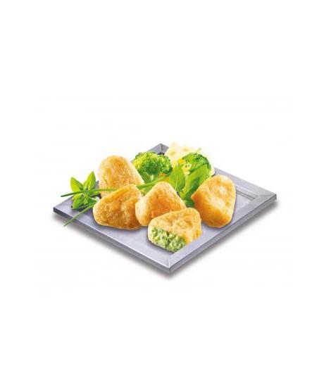 Broccoli cheese nuggets