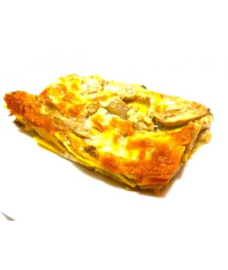 Lasagna ai funghi porcini