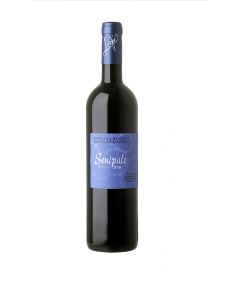 """Red Tuscan Wine IGT """"Senipale"""""""