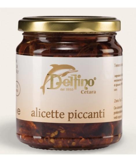Alicette Piccanti in Olio...