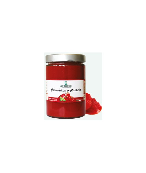 Pomodorini in Passata da 500gr